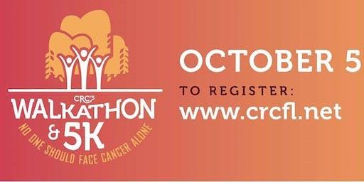 Cancer Resource Center's 25th Annual Walkathon & 5K Run
