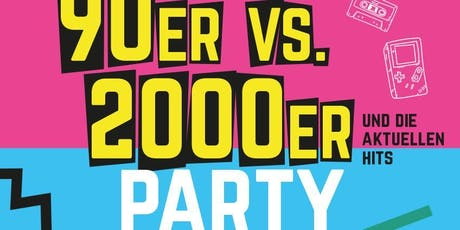 90er vs. 2000er Party Tickets