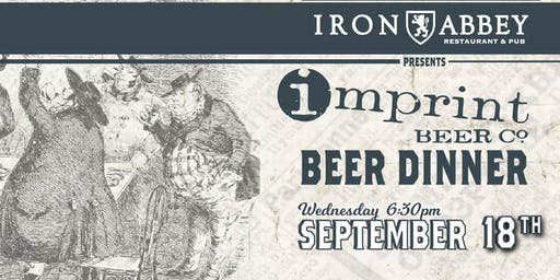 Imprint Beer Dinner