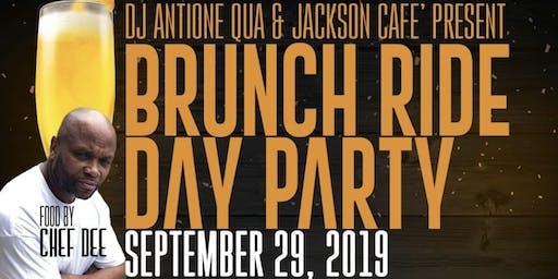 JACKSON CAFE' BRUNCH  DAY PARTY
