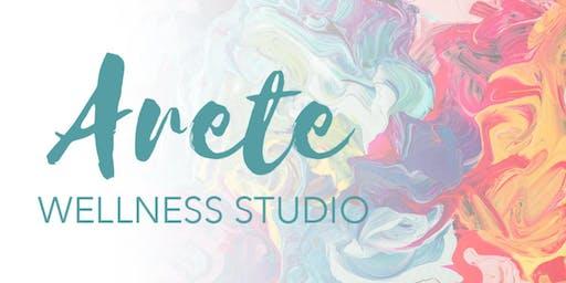 Contemplative Expressive Open Studio