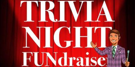 The HolliBell Foundation Trivia Night billets