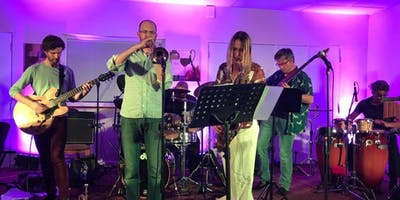 Spiral Jazz Funk Fusion Band - Live at Poole Hill Brewery