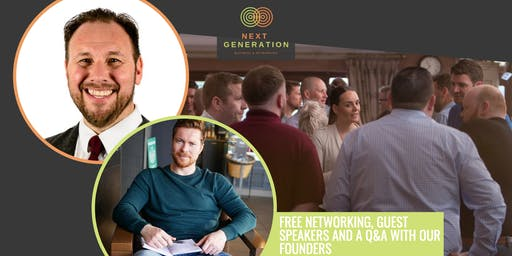 Next Generation Business Teesside Networking Group Launch