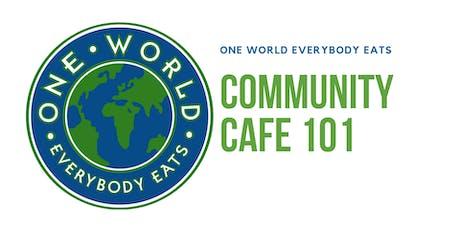 Community Cafe 101 (Denver, CO) tickets