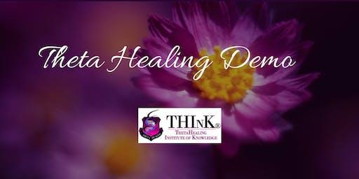 Theta Healing Demo