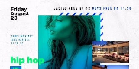 Showtime Fridays: Hip Hop vs Reggae + Free Jack Daniels @ Hudson Terrace tickets
