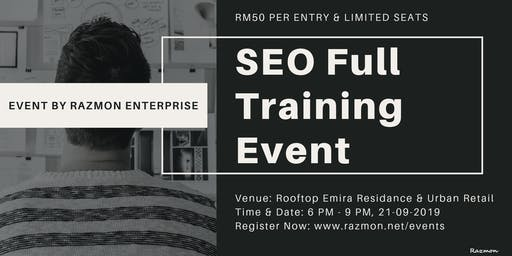 SEO Full Training Event