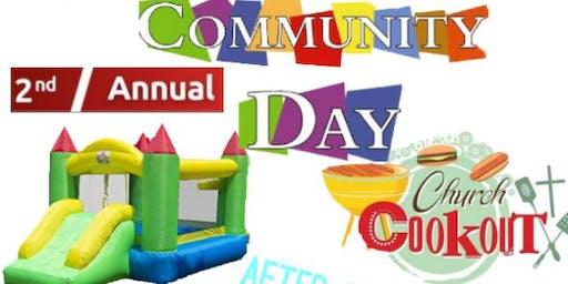 Church Community Day