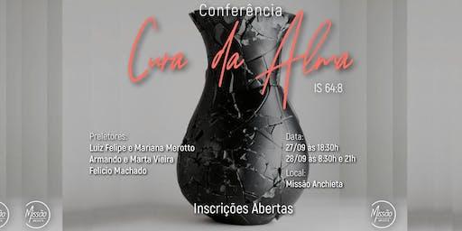 CONFERÊNCIA CURA DA ALMA