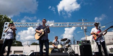 Feed the Dog and GinStrings at Bare Bones Brewery in Oshkosh, Wi tickets