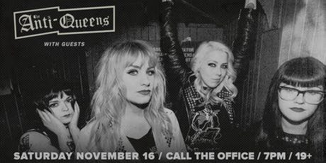 The Anti-Queens tickets