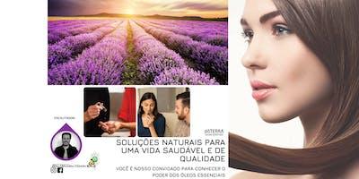 Beleza Essencial - Introdução e benefícios dos óleos essenciais CPTG