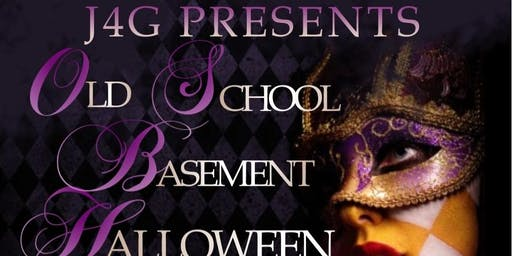 J4G's Old School Basement Halloween Costume Party