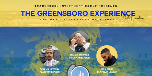 The UNCG EXPERIENCE : The Wealth Transfer With Forex