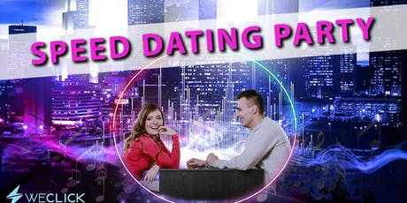 Speed Dating & Singles Party | ages 23-32 | Brisbane tickets