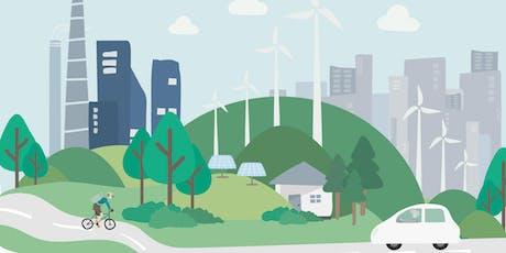 Mini-Workshop: Design Thinking für Nachhaltigkeit Tickets