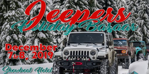 Jeepers Holiday Bazaar