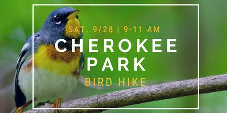 Monthly Interpretive Hike: Birdwatching tickets