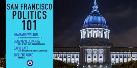 San Francisco Politics 101 tickets