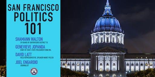 San Francisco Politics 101