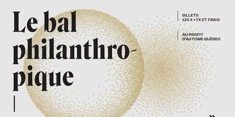 Bal Philanthropique - 10e anniversaire billets