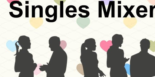 Singles Mixer and Speaker Series