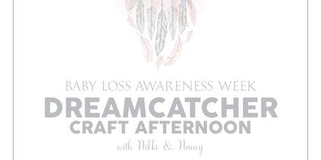 BLAW Dreamcatcher  Craft Afternoon tickets