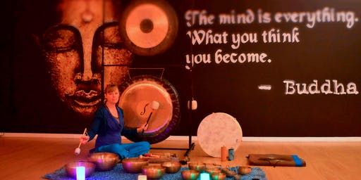 Sound Bath Relaxation and mindfulness in Claremorris