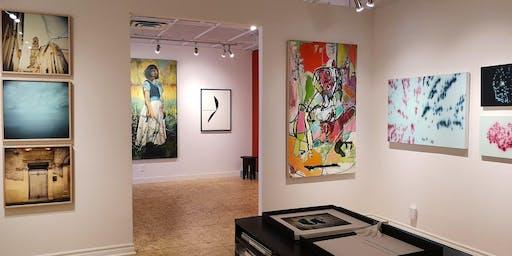 Friday Art Social | August Exhibition