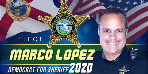 Marco Lopez Town Hall Meeting Celebration