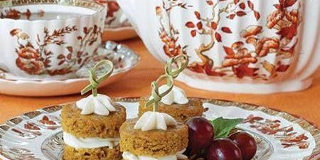 Fall Tea Party