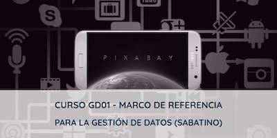 Curso GD01 - Marco de referencia para la gestión de datos