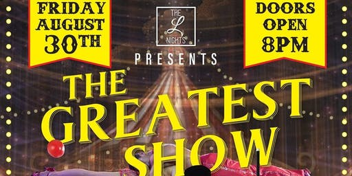 Michael Riley Prespentt Tickets for The GREATEST Show