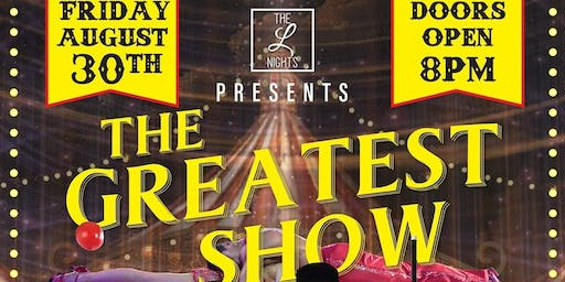 Tayla Flav Tickets for The GREATEST Show