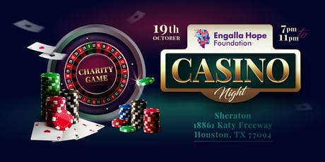 Charity Casino Night by Engalla Hope Foundation tickets
