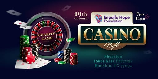Charity Casino Night by Engalla Hope Foundation