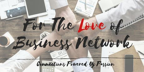 For The Love of Business Network-NYC Mastermind tickets