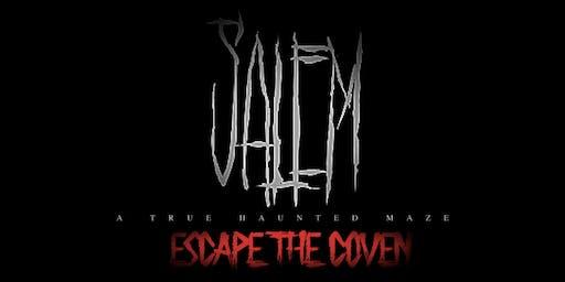 SALEM: Escape the Coven