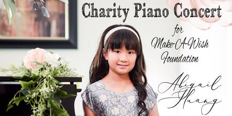 2019 Abigail Huang Charity Piano Concert tickets