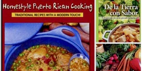 Homestyle Puerto Rican cooking traditional recipes with modern touch. tickets
