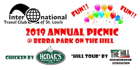 2019 International Travel Club of St Louis Picnic tickets