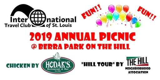 2019 International Travel Club of St Louis Picnic
