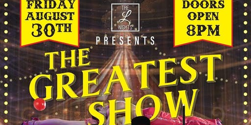 London Cha'nel Tickets to The GREATEST Show