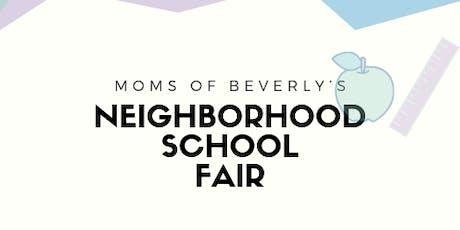 Moms of Beverly Neighborhood School Fair tickets