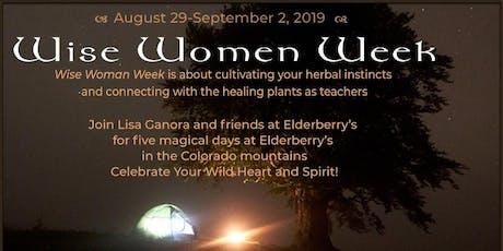 Wise Women Week tickets