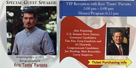 Missoula County Lincoln Reagan Day Dinner tickets