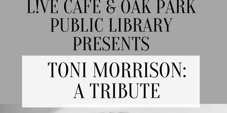 Toni Morrison: An Intergenerational Tribute tickets