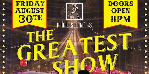 Isis Cha'nel Tickets to The GREATEST Show