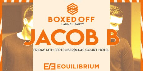 Boxed Off Festival 2019 Launch Party // Jacob B tickets